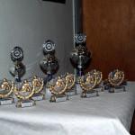 Pokale und Ehrenpreise unserer Kartfahrer