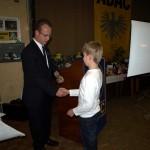 Auszeichnung der aktiven Kartfahrer